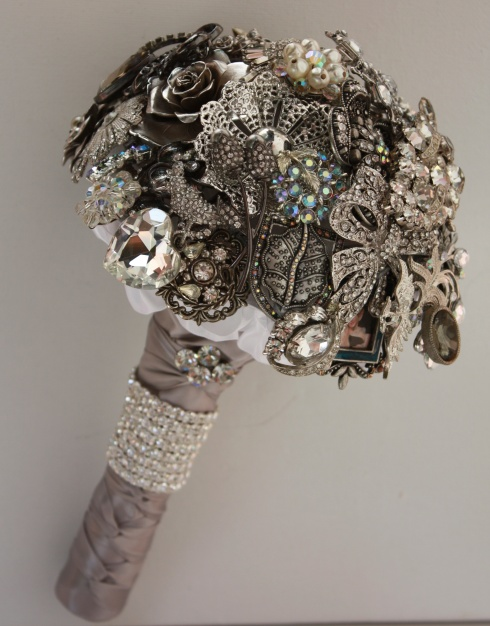 Sparkalicious Brooch Bouquet