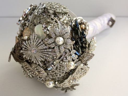 Art Deco Brooch Bouquet