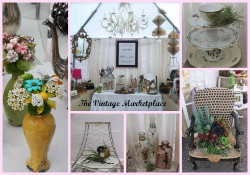 Baubles and Brides at the Vintage Marketplace