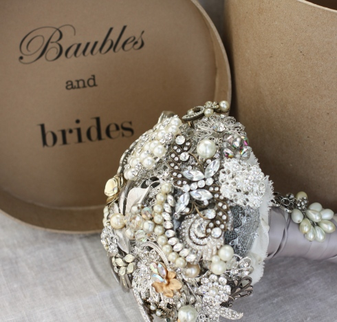 Baubles and Brides bouquet